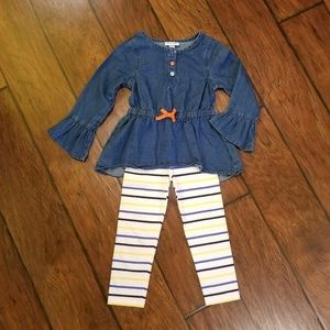 Baby Gap/Cat & Jack outfit